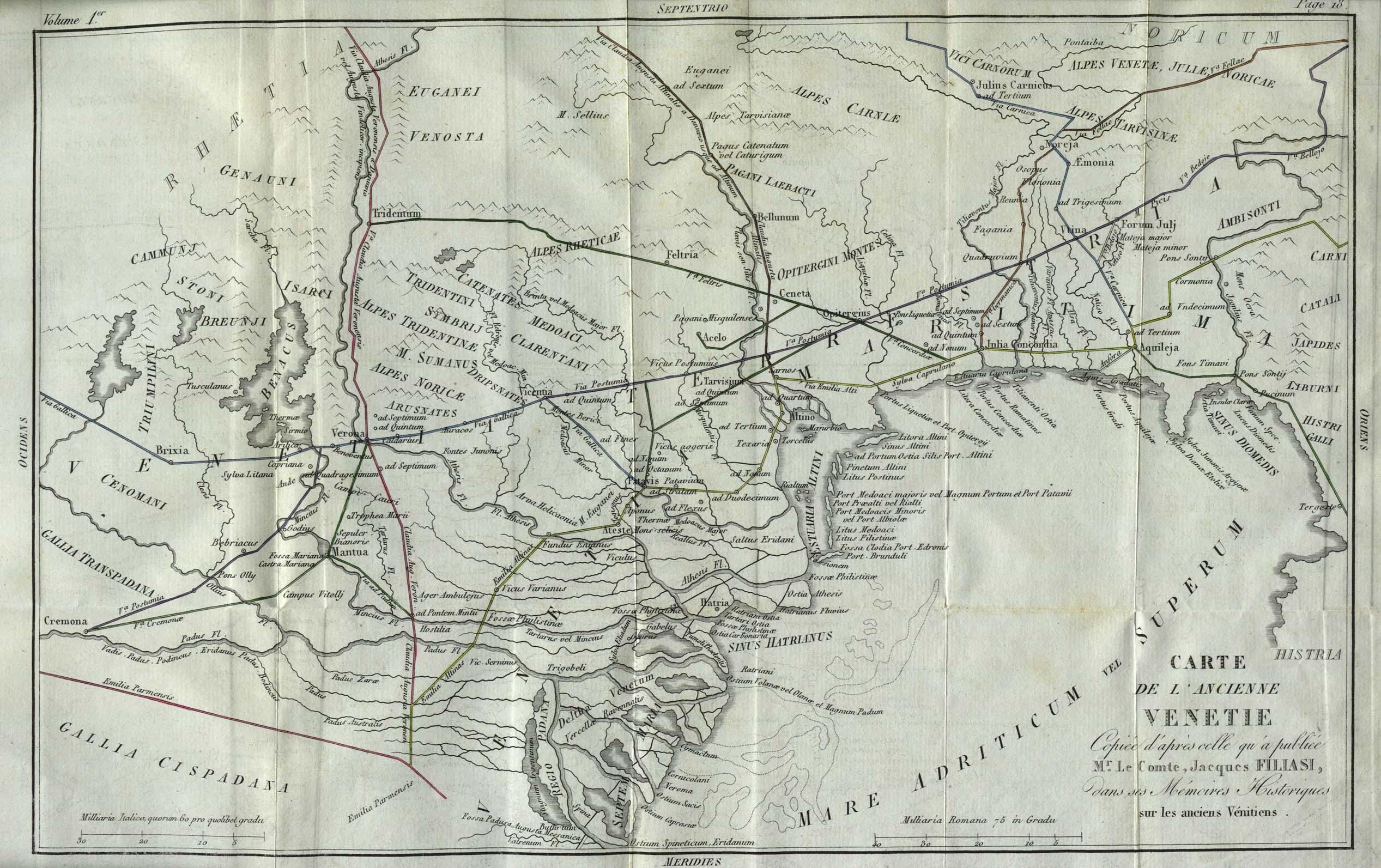 Venetian Republic Map