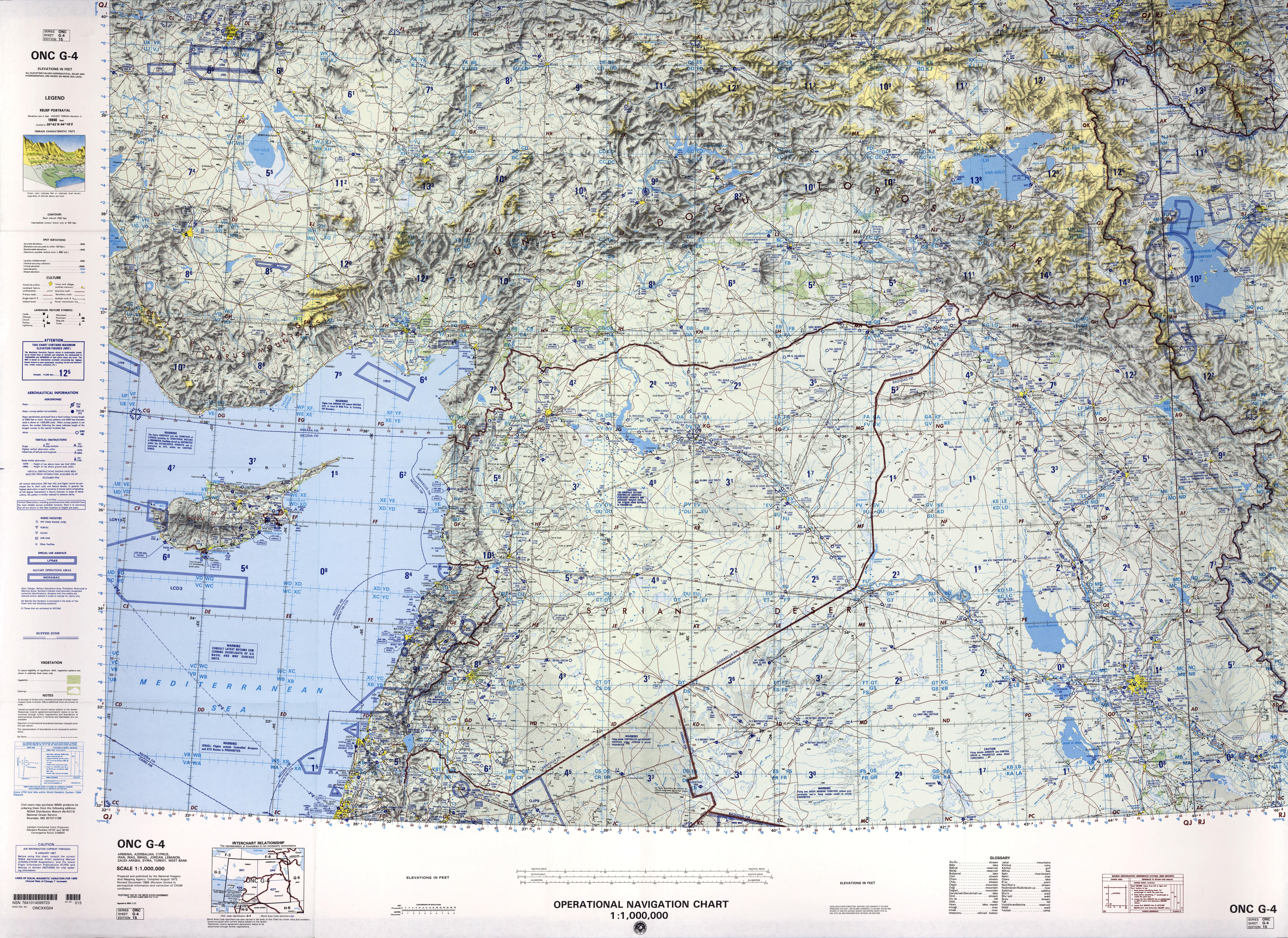 Mapa del Noroeste Irán