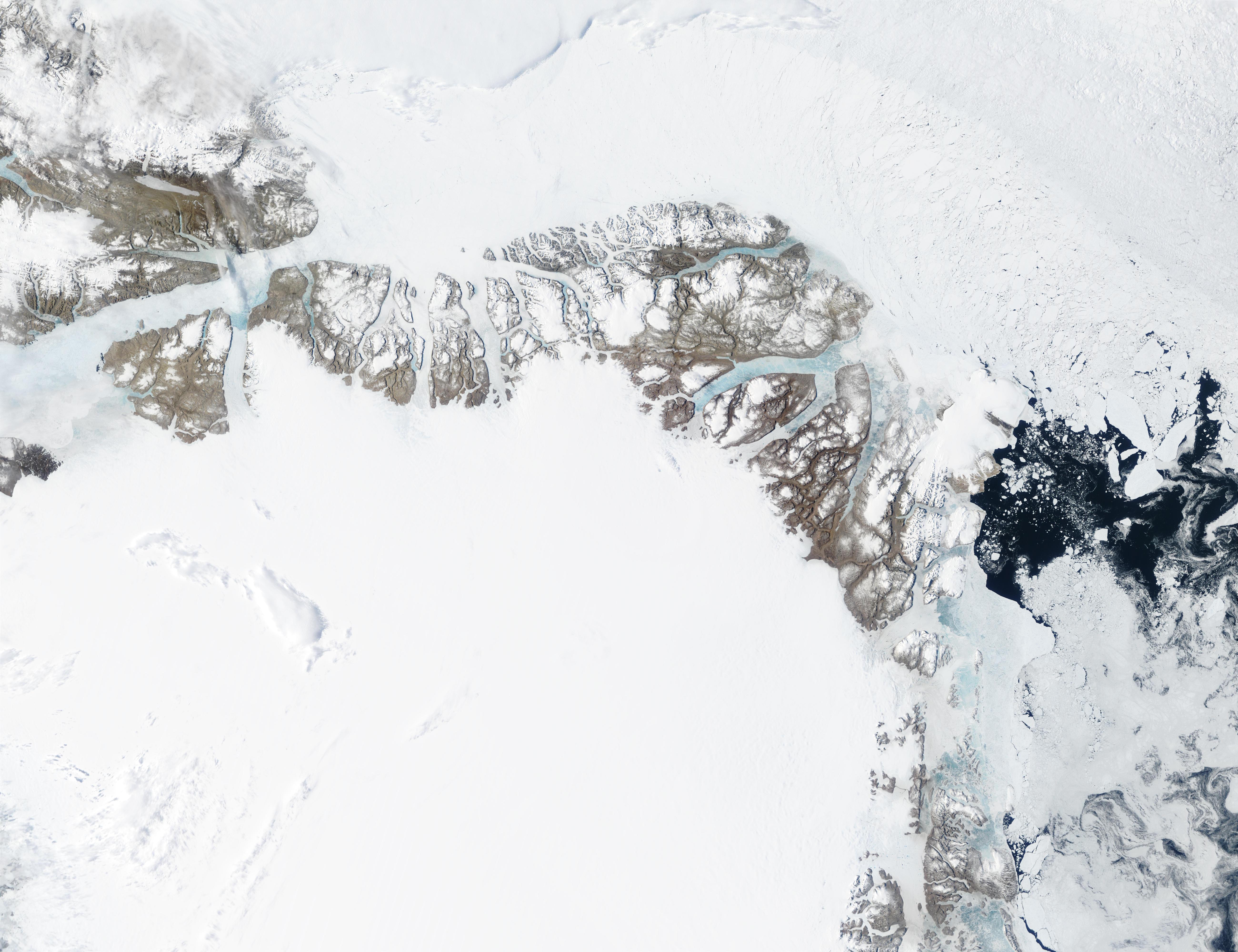 Noreste de Groenlandia