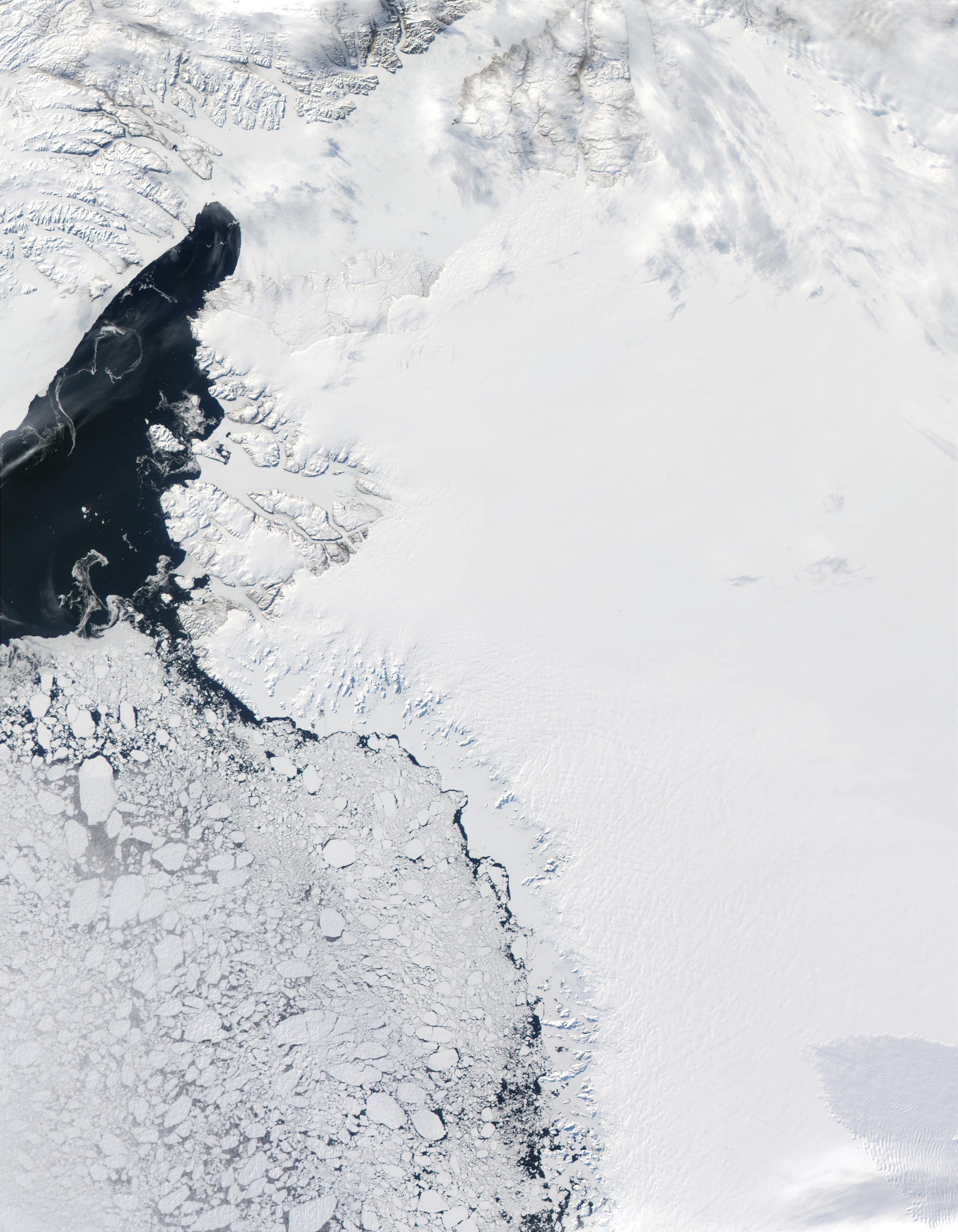 Noroeste de Groenlandia y Bahía de Baffin