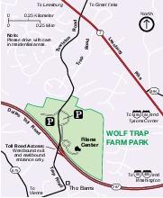 Wolf Trap Farm Park, Virginia, United States
