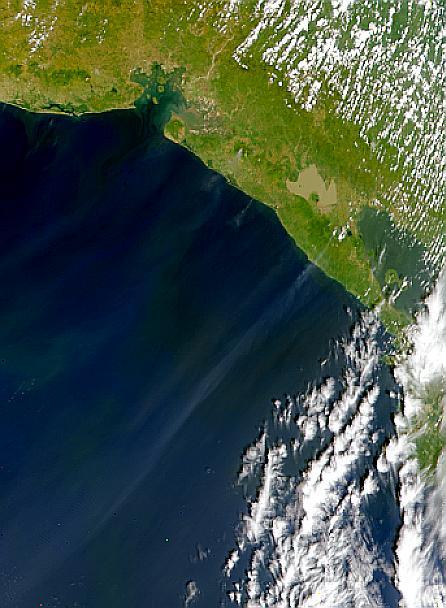 Penacho de humos, Nicaragua
