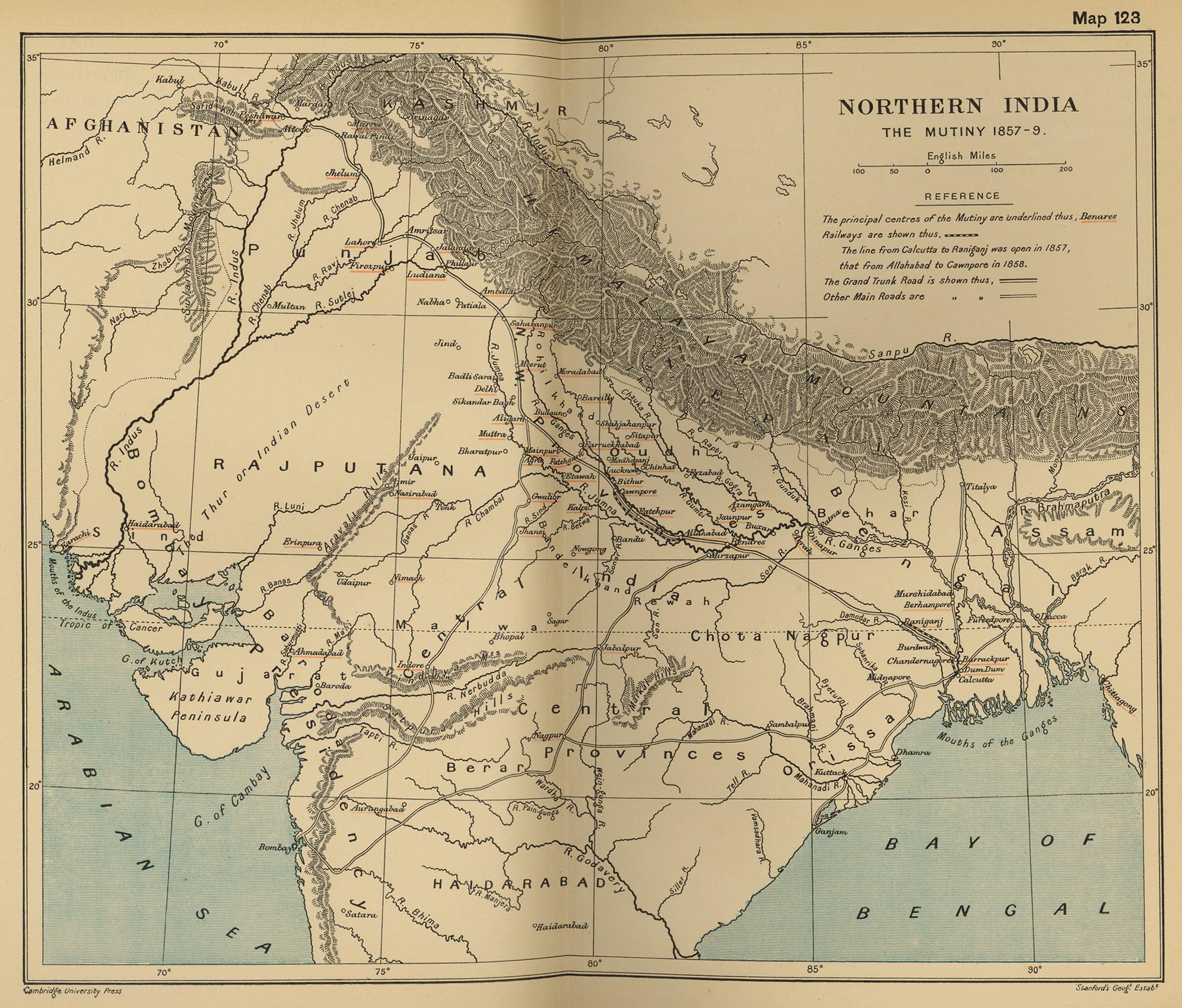 Rebelión de la India de 1857-9