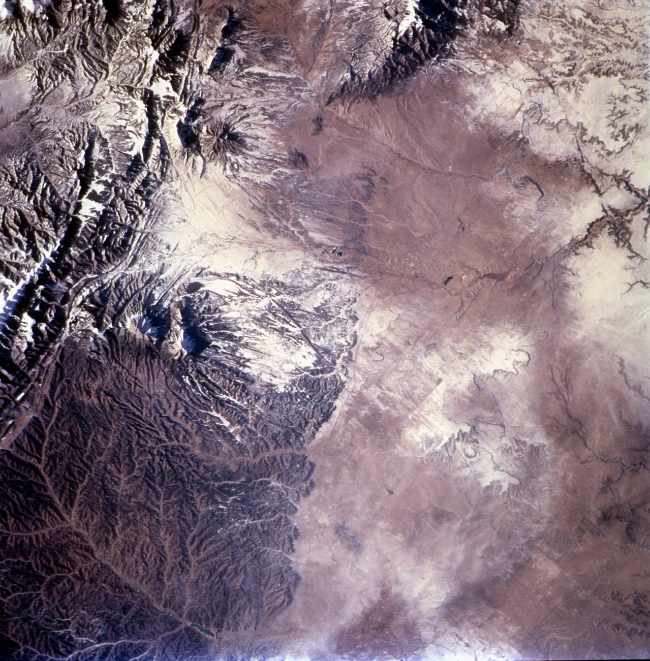 Spanish Peaks, Sierra Sangre de Cristo, Colorado