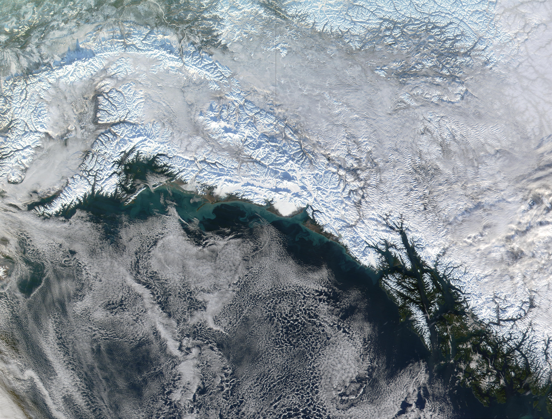Sureste de Alaska