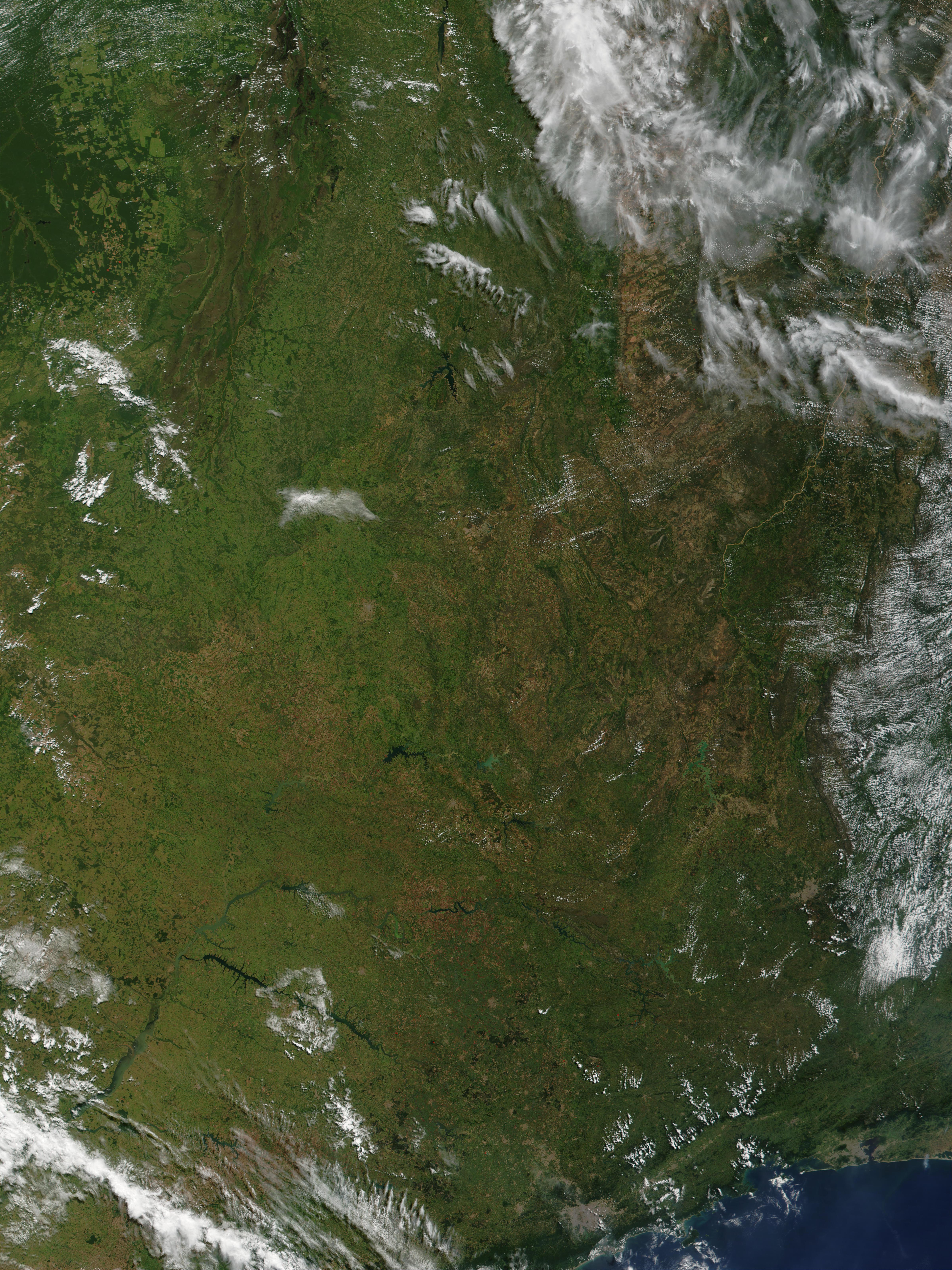 Sureste de Brasil