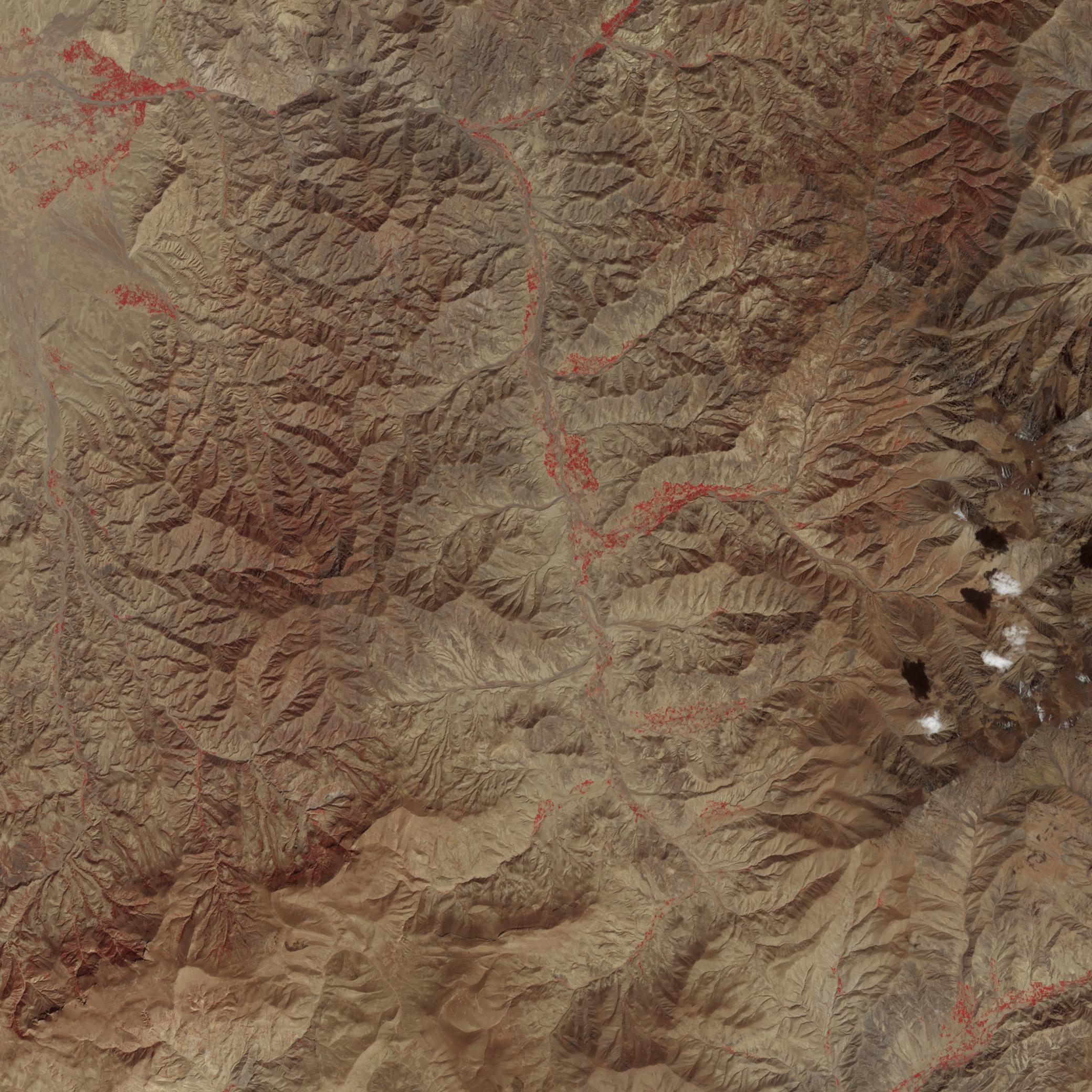 Terremoto en Hindu Kush, Afganistán 25 de marzo de 2002
