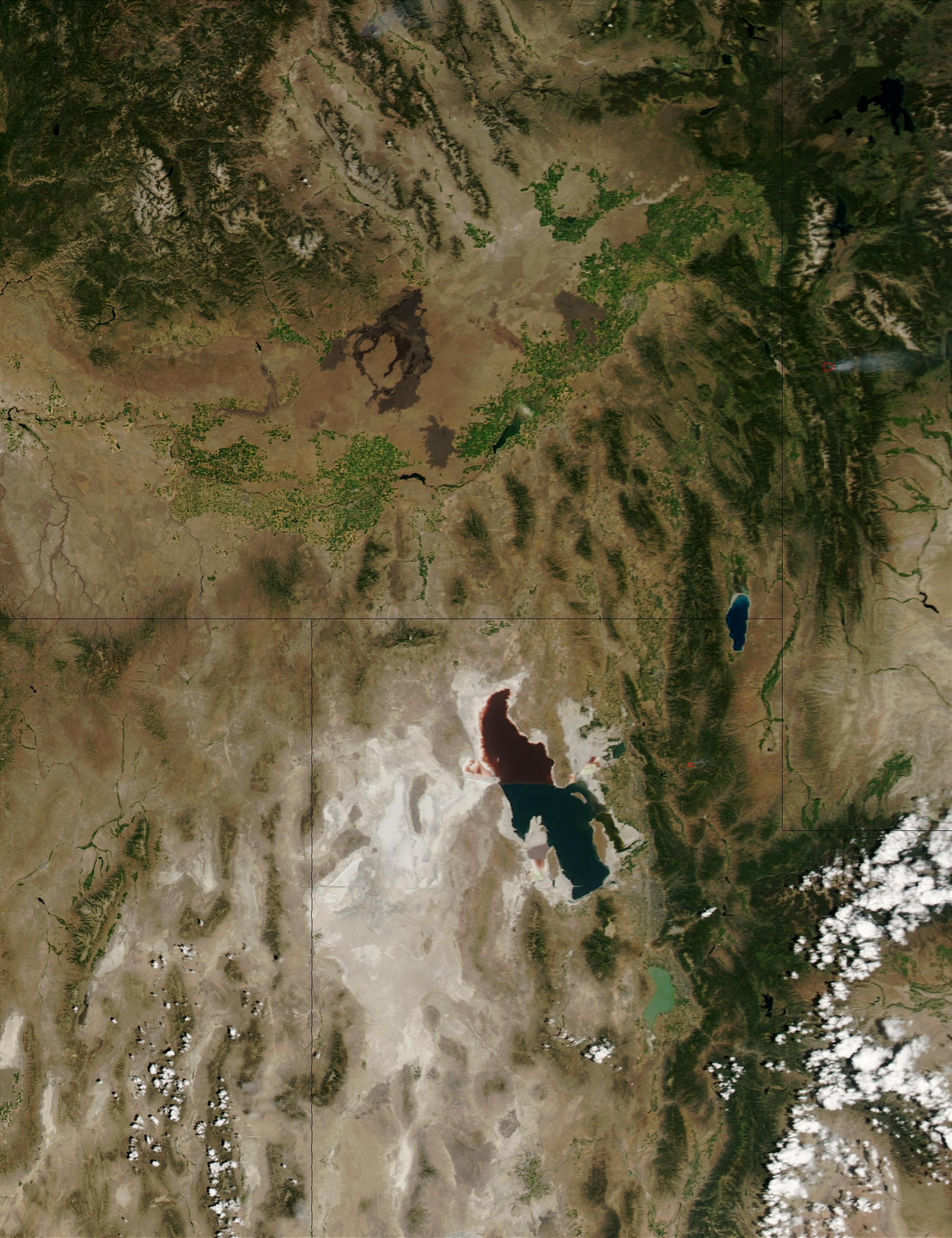 Utah before Dust Storm