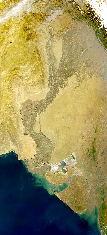 Valle del río Indo