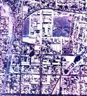 Aerial View of Fabril Córdoba, Argentina