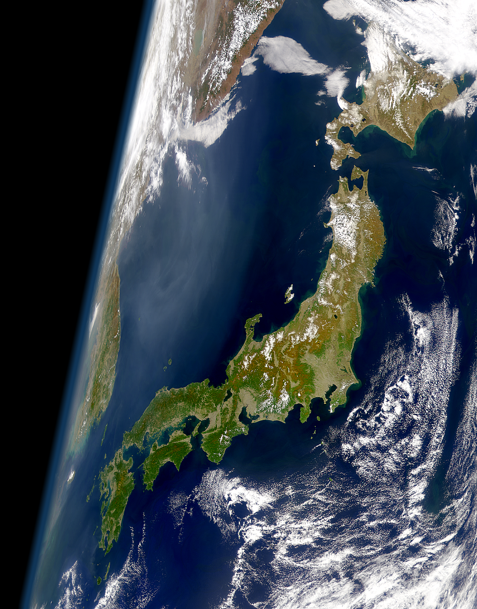 Clear View of Japan