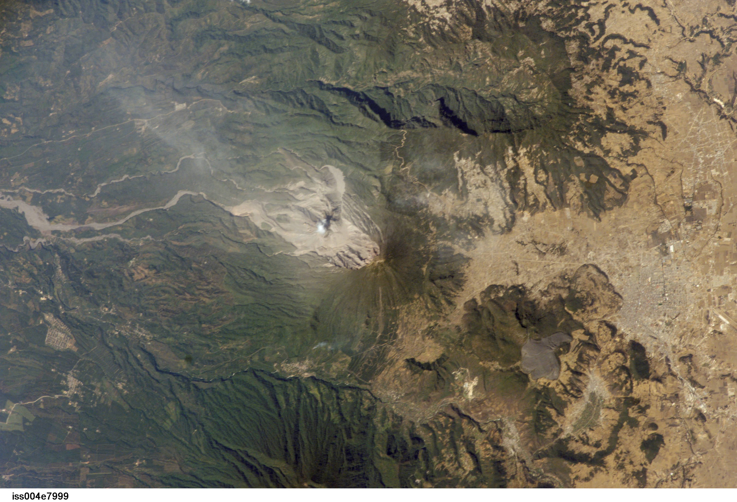 Santa Maria Volcano, Guatemala