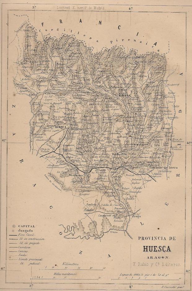 Provincia de Huesca, Aragon