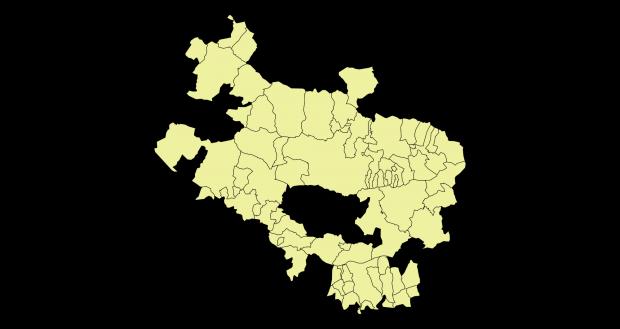 Municipios de Álava 2003