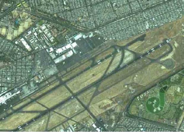 Aeropuerto Internacional de Mexico D.F.