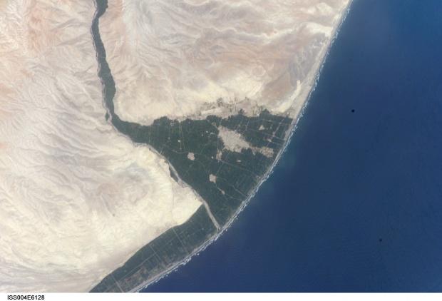 Camaná, Perú, y vulnerabilidad a los maremotos