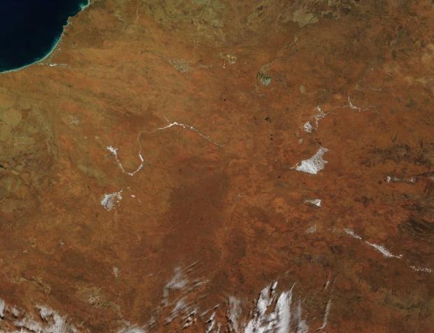 Centro Oeste de Australia