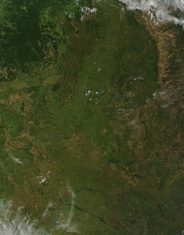 Centro-sur de Brasil