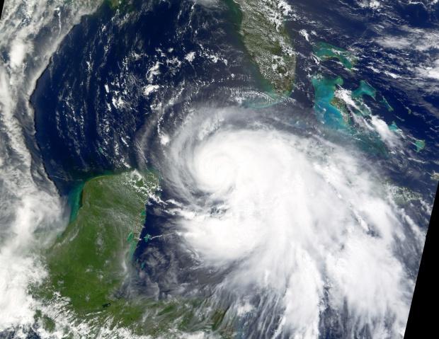 Ciclón tropical Isidore