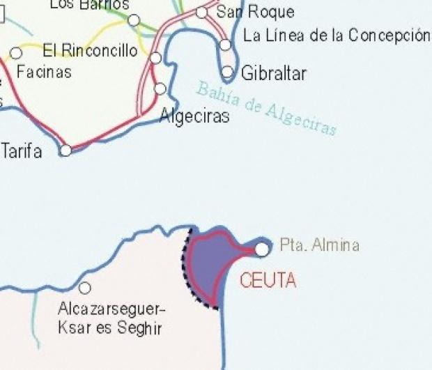 Ciudad de Ceuta