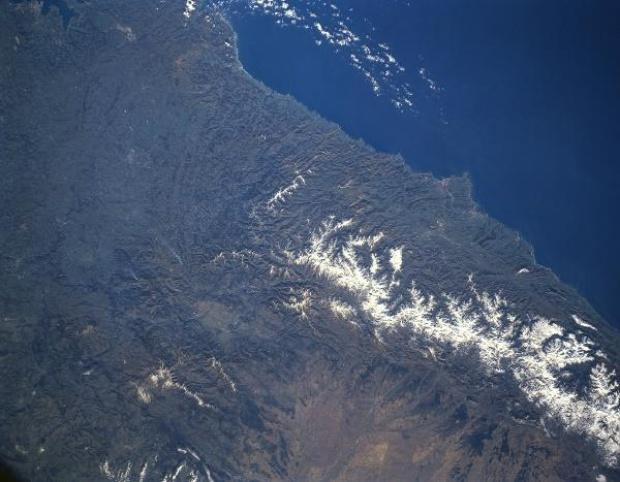 Cordillera Cantábrica por Asturias