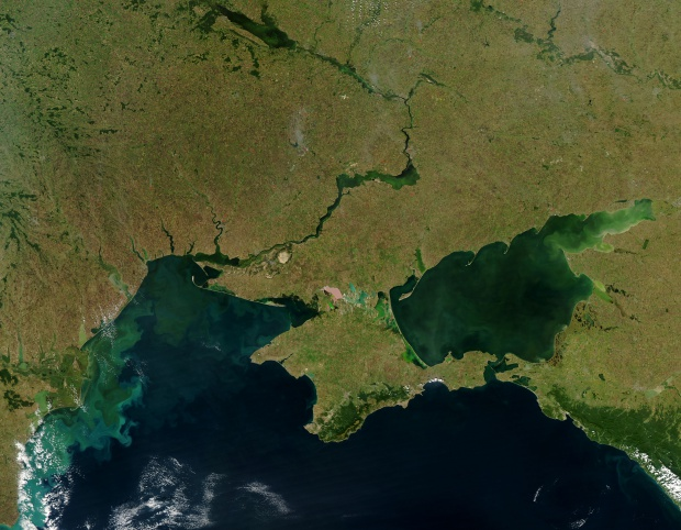The Ukraine Coast