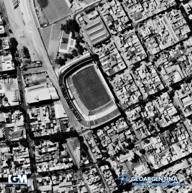 Foto Area del Estadio Club Atlético Boca Juniors, Buenos Aires, Argentina