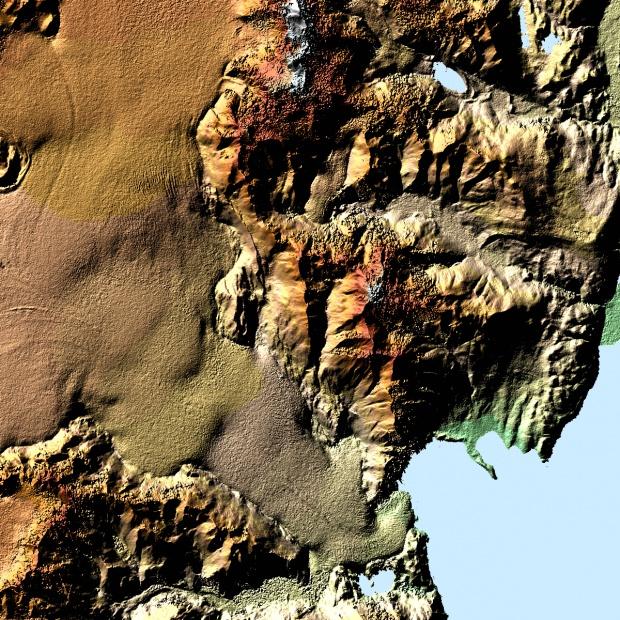 Glaciar Viedma y Monte Fitzroy, Argentina