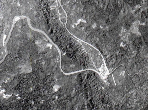 Imagen, Foto Satelite de Darien, Panamá