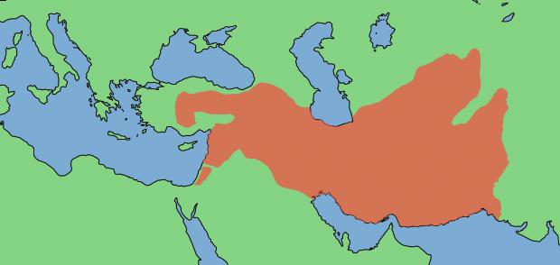 Imperio Seléucida 323-360 aC