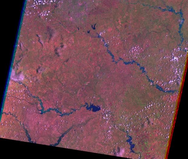 Inundaciones asolan el Texas suroriental