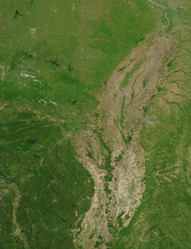 Inundaciones en Arkansas