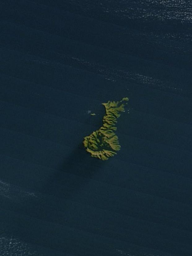 Islas Auckland, sur de Nueva Zelanda