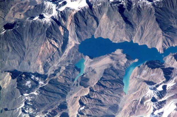 Lago Sarez, Tayikistán