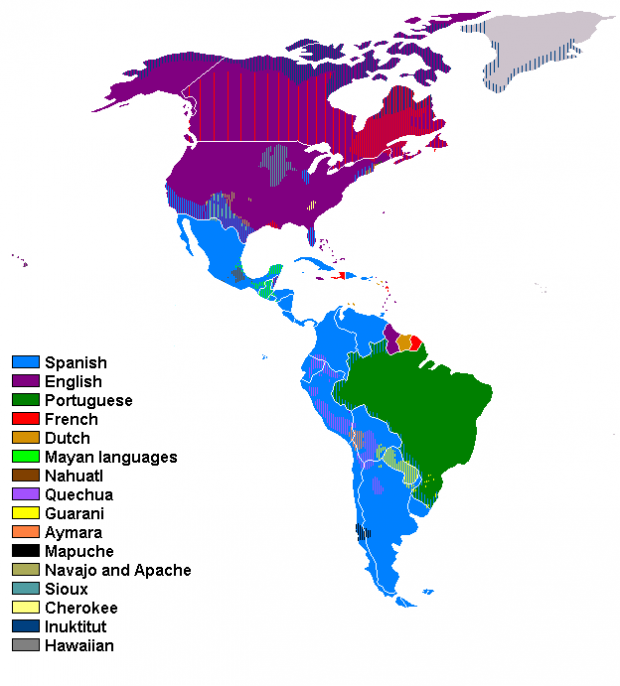 Languages of the Americas 2009