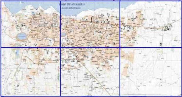 Mapa Interactivo de Managua, Nicaragua