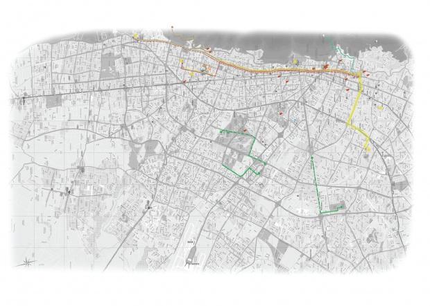 Mapa de Bogotá, Colombia