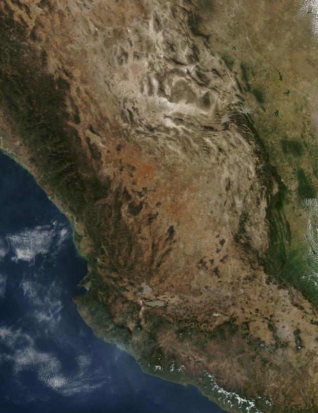 Western Mexico