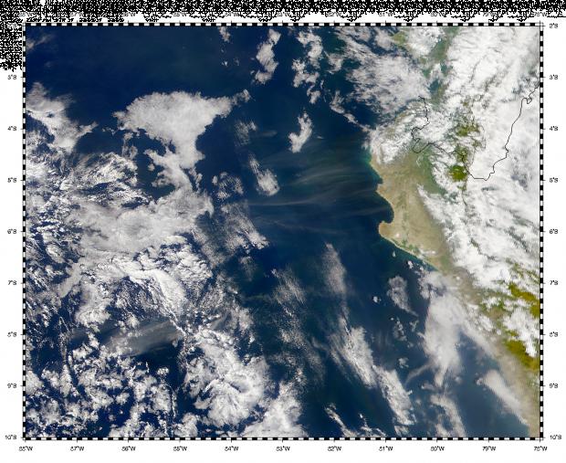 South America Dust
