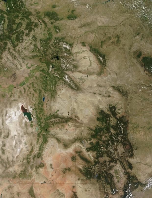 Región Intermontaña del oeste