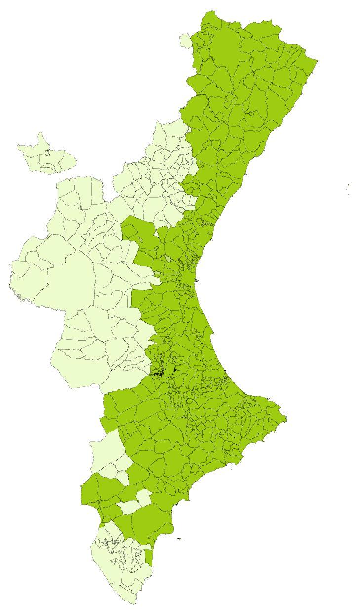 Lenguas en la Comunidad Valenciana