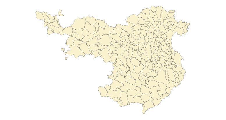 Municipalities of the Province of Girona 2003
