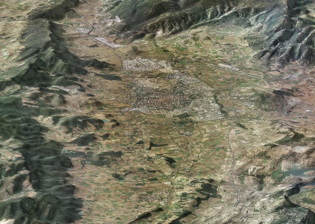 Central area of Álava 2007