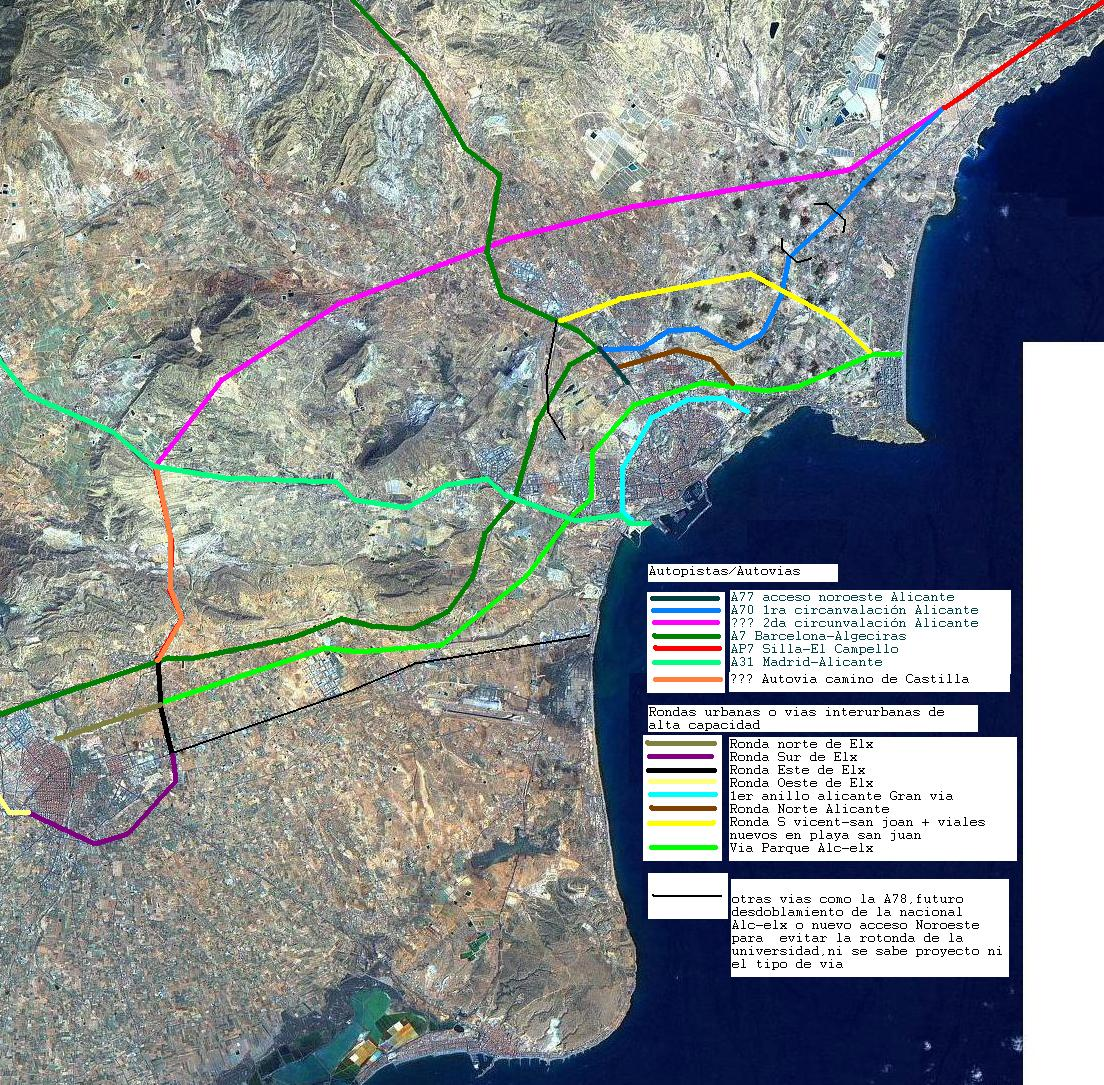 Área metropolitana de Alicante-Elche