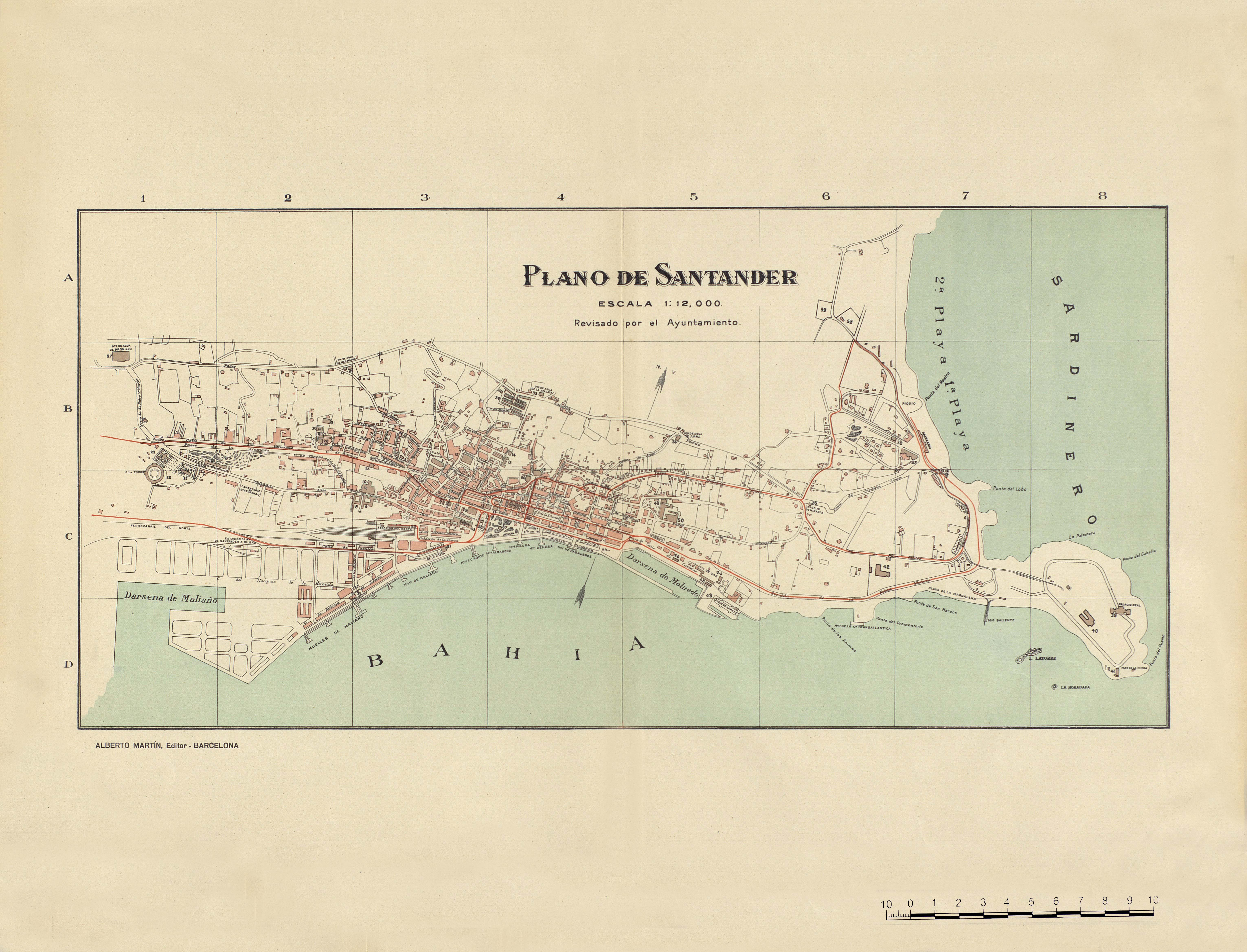 Plano de Santander