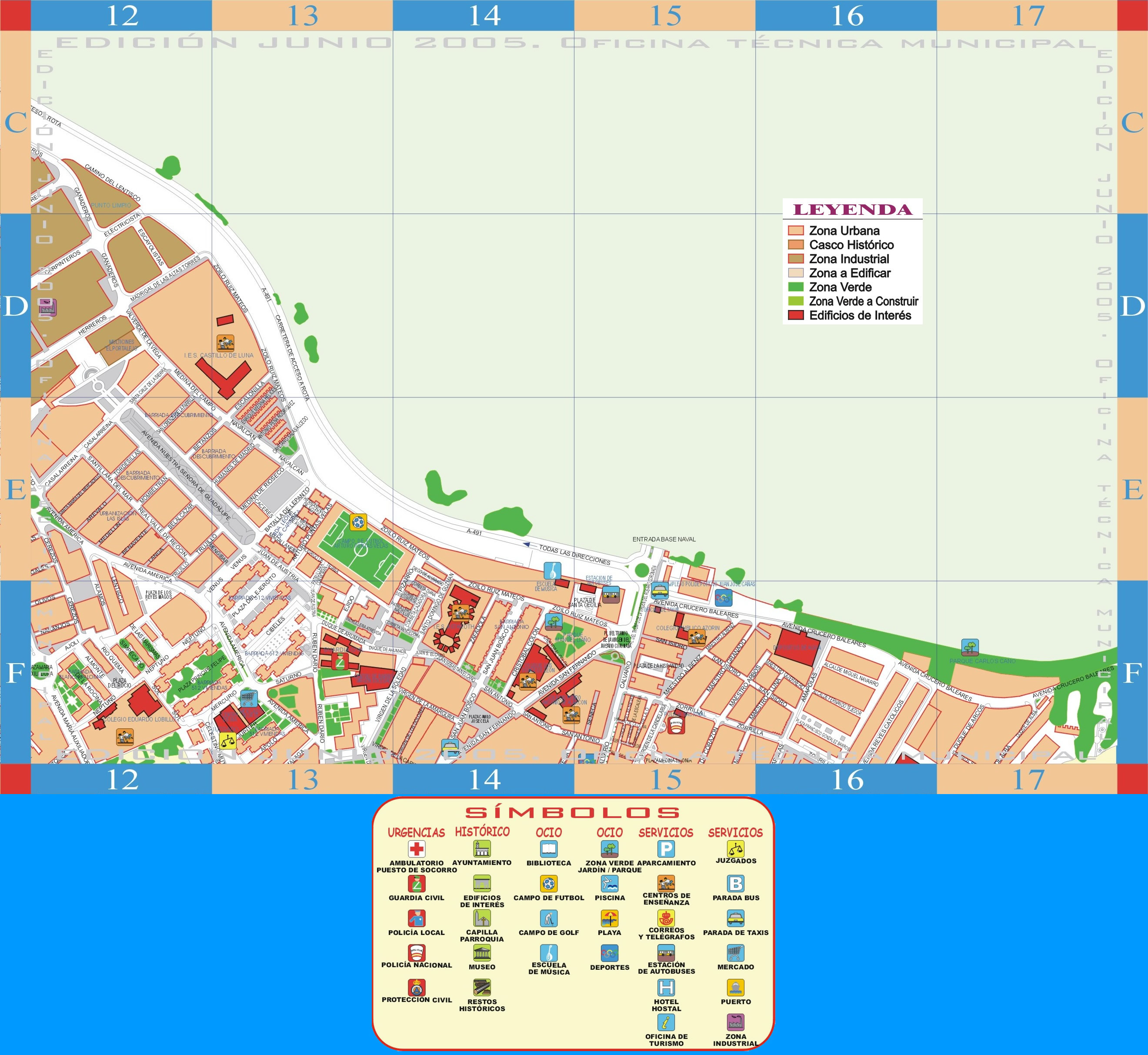 Rota map 2005 - part 3