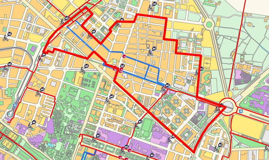 Barrio de Benimaclet, Valencia