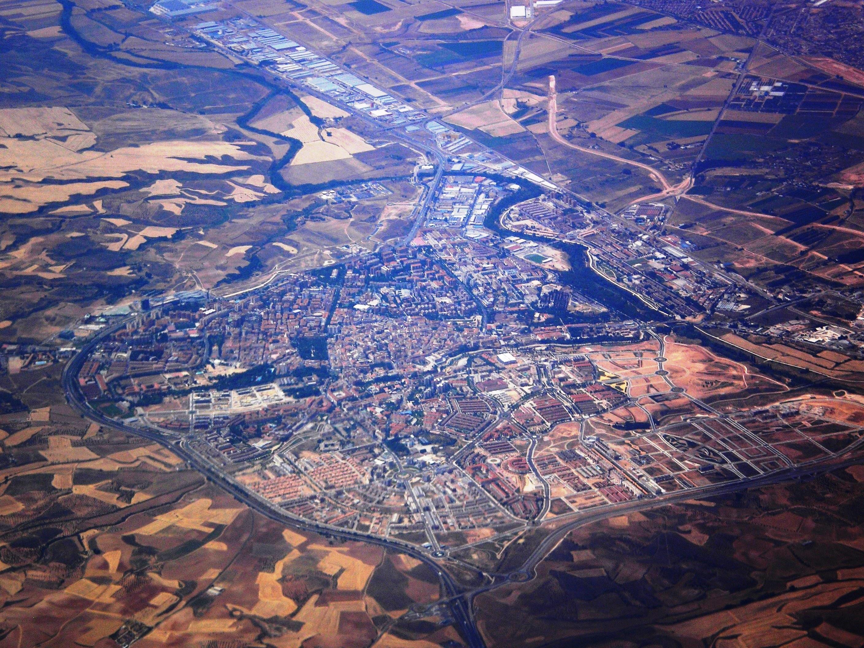 Guadalajara seen from the air