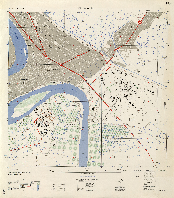 Sureste de Bagdad 1958