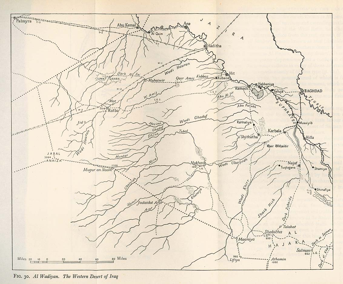 Western Desert of Iraq 1944